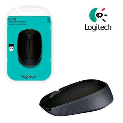 Logitech M170 Wireless Mouse image 1