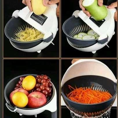 9in1 multi~purpose vegetable cutter image 2