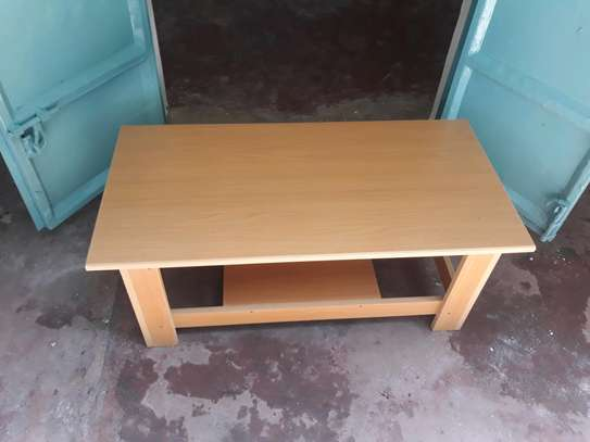Wooden coffee tables image 1