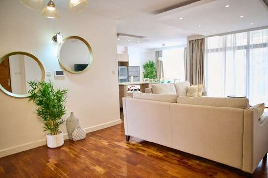 Furnished 2 bedroom apartment for rent in Kilimani image 13