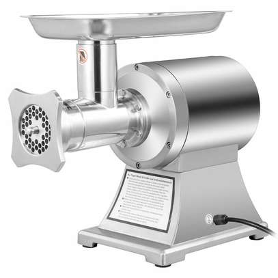Electric Meat Grinder Stainless Steel Heavy Duty #12 Sausage Maker image 3