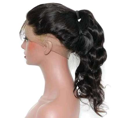 FULL LACE WIG AVAILABLE IN STOCK FOR SALE image 1
