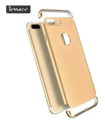 IPAKY 3 in 1 design Luxury classic hard PC for iPhone 7 /8 image 5