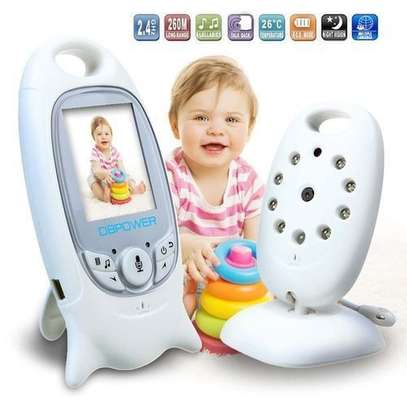"Generic 2.0"" Two Way Wireless Baby Monitor -Color Video LCD"