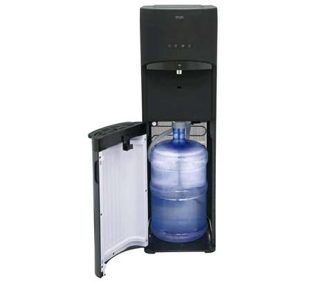 Water Dispenser, Infrared Sensor technology, TOUCH FREE, Bottom Load, Free Standing, Hot & Cold, Compressor Cooling. image 1