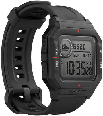 Original Amazfit NEO 28 Days Long Standby Always On Display Wristband 24 Hours Heart Rate Monitor 5ATM Waterproof Smart Watch image 5