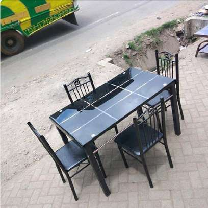 New model four seater dining table image 1