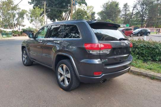Jeep Grand Cherokee 3.0 CRD Overland 4x4 Automatic image 6