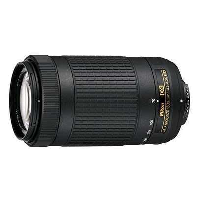 Nikon AF-P DX NIKKOR 70-300mm f/4.5-6.3G ED Interchangeable Lens
