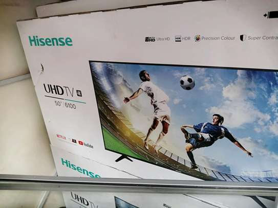 Brandnew Hisense 50inches UHD 4k definition on offer