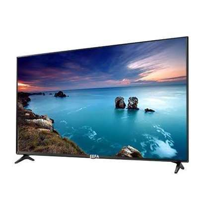 EEFA 50 inches Frameless Android UHD-4K Smart Digital TVs image 1