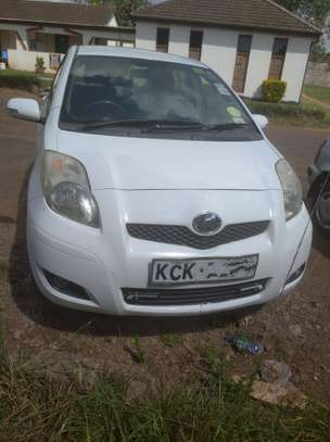 Toyota vitz 1300cc buy and drive
