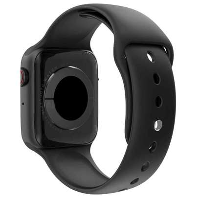 W4 Bluetooth Smart watch with Heart Rate Monitor image 3