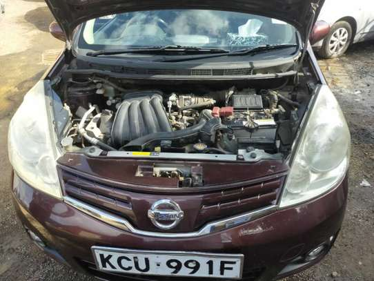 Nissan Note 1.5 dCi image 10