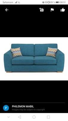 Gorgeous Modern Quality 3 Seater Sofa image 1