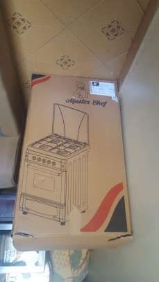 Brand new 4 burner gas Cooker- never used.