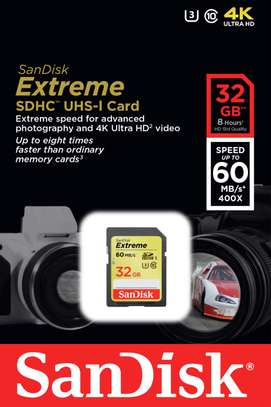 SanDisk Extreme 32 GB SDHC Memory Card up to 90 MB/s Class 10 U3 V30 image 4
