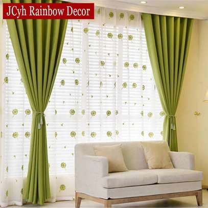 MODERN CURTAINS TO CHANGE THE KOOK OF YOUR HOMES image 1