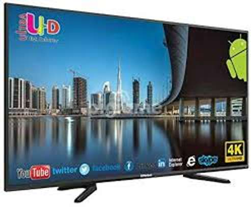 """Noble 50"""" 4K UHD ANDROID TV"""