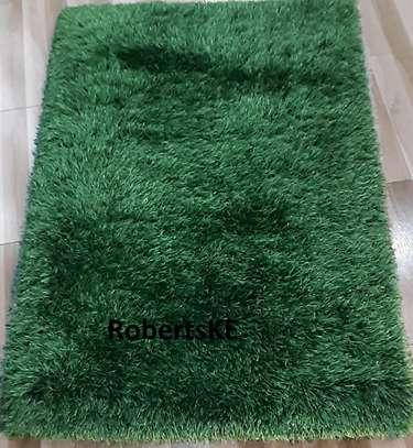 green soft Carpets image 1