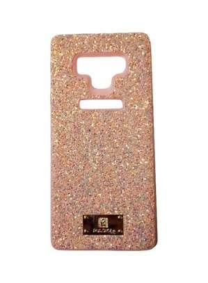 Puloka Glitter BackCover For Samsung -Ultimate Tech image 1