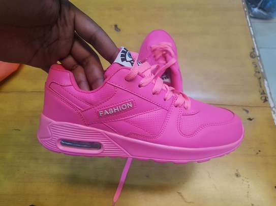 Classic Pink sneakers image 2