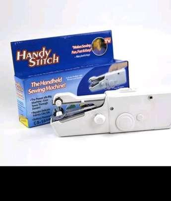 Handheld Sewing machine image 1