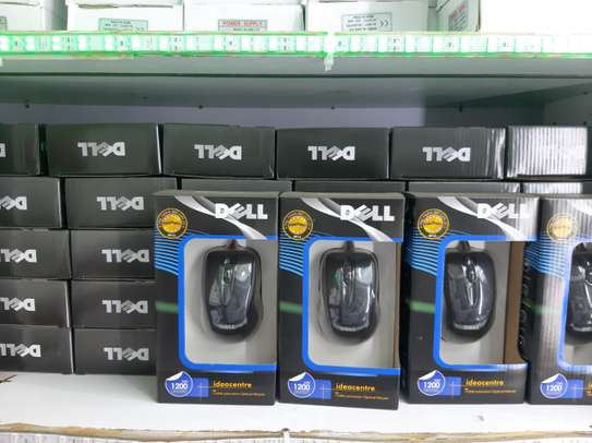 Dell Ideacentre Cable Precision Optical Mouse image 2