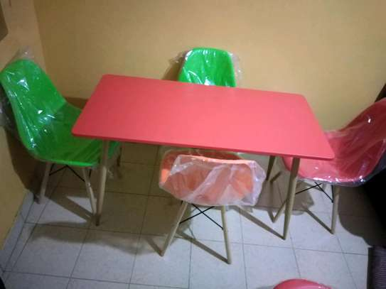 4seater Corridor dinning table