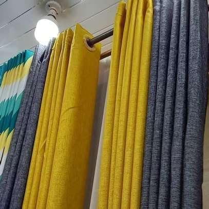 ADORABLE DOUBLE-SIDED CURTAINS AND SHEERS image 7