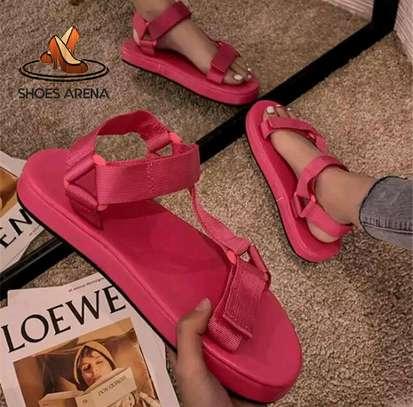 Elegant open shoes image 3