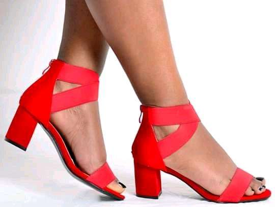 Open high heel/wedges/atmosphere wedges image 4