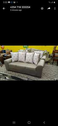 Ready Made Beautiful Modern Quality 3 Seater Sofa image 3