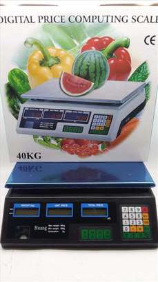 Price Counting weighing Scale, ACS -30 image 1