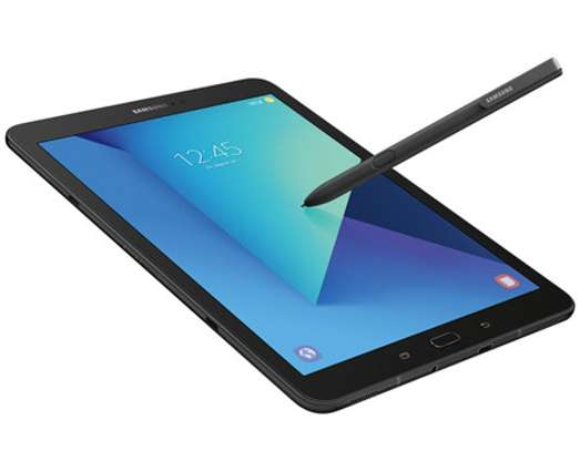 "Samsung Galaxy Tab S3 9.7 (T825) With S Pen Tablet: 9.7"" Inch - 4GB RAM - 32GB ROM"