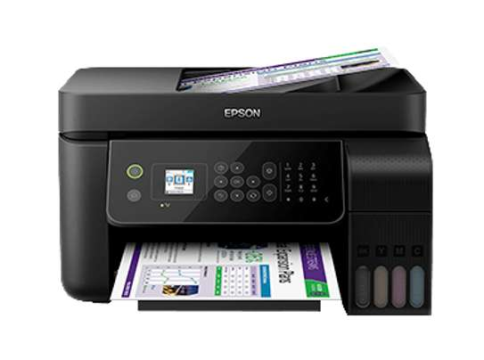 Epson L5190 Wi-Fi All-in-One Ink Tank Printer image 1