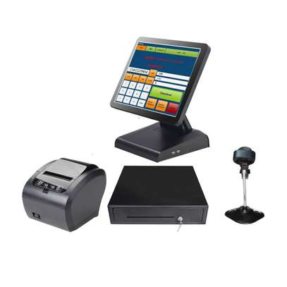 Restaurant POS - Touch Screen POS System - Complete image 1