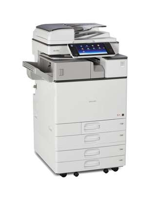 Advanced Ricoh Aficio MP C2003 C2503 C3003 C5503 C6003 photocopier image 3