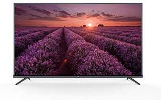TCL 55'' 4K QUHD ANDROID TV 55P8M – Black 2019 image 1