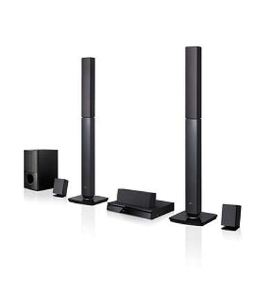 LG 647 home theater SYSTEM New image 1
