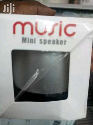 Mini music speaker image 1
