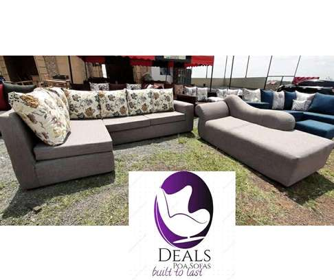 Six Seater Corner Seat + Sofabed/ Two Seater image 6