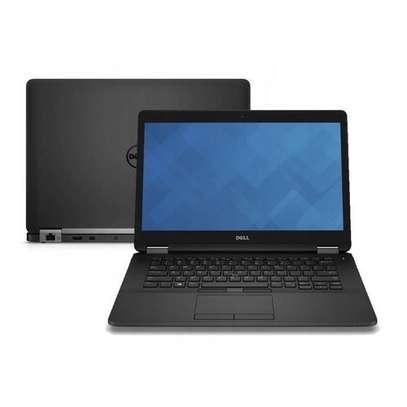"""DELL Latitude E7470 Ultrabook Core I5-6300U-2.4GHz 8GB 256GB SSD 14"""" Black image 2"""