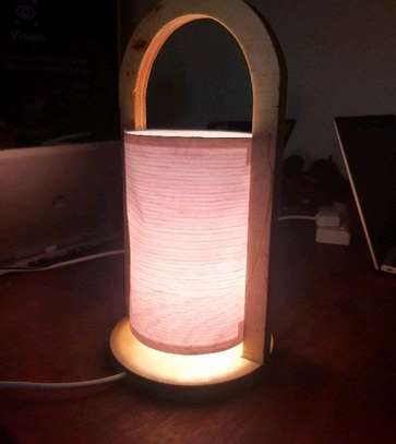 Lamp Stand/ Lampshade image 1