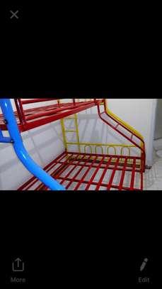 Metallic Double beds for sale. image 2
