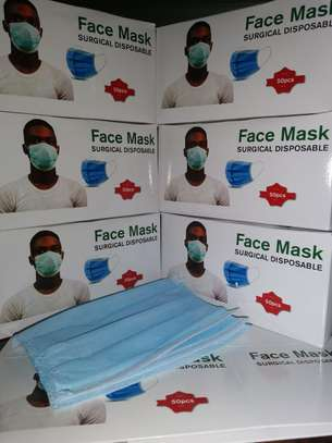 Surgical Face Mask, 3ply Locally made, Re usable image 3