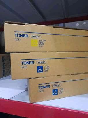 Toners for Konica bizhub toners image 1