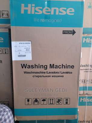 Hisense Washing Machine Xpb130-2009sk image 1