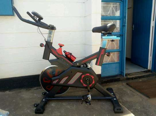 S100 spin bike image 5