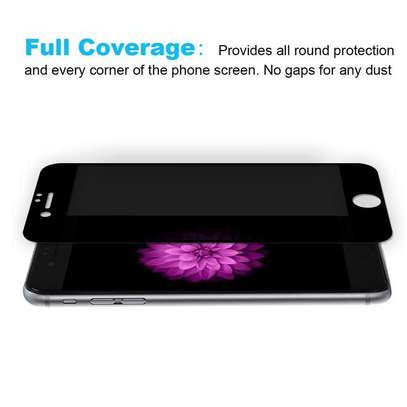 5D Full Glue Anti-spy Privacy Screen Protector For iPhone 6+/6S Plus image 4